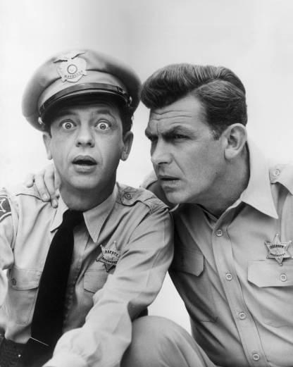 Surprised Deputy